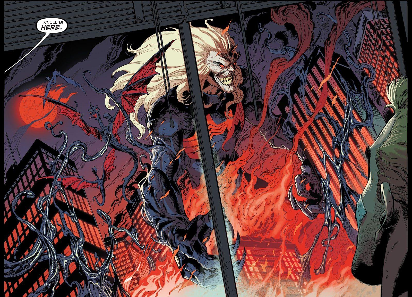 Knull (Venom Vol. 4 #24)