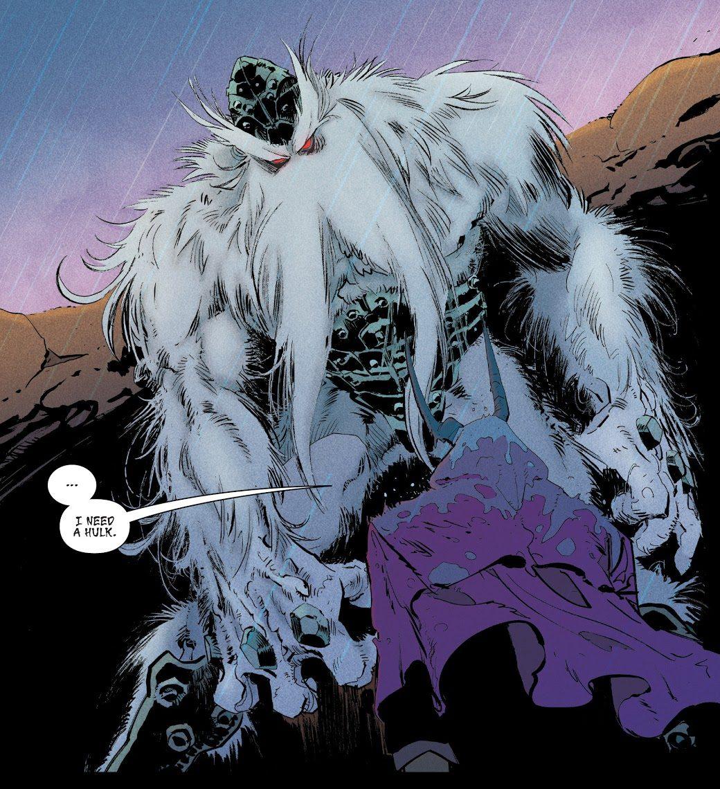 Xenmu (The Immortal Hulk #28)