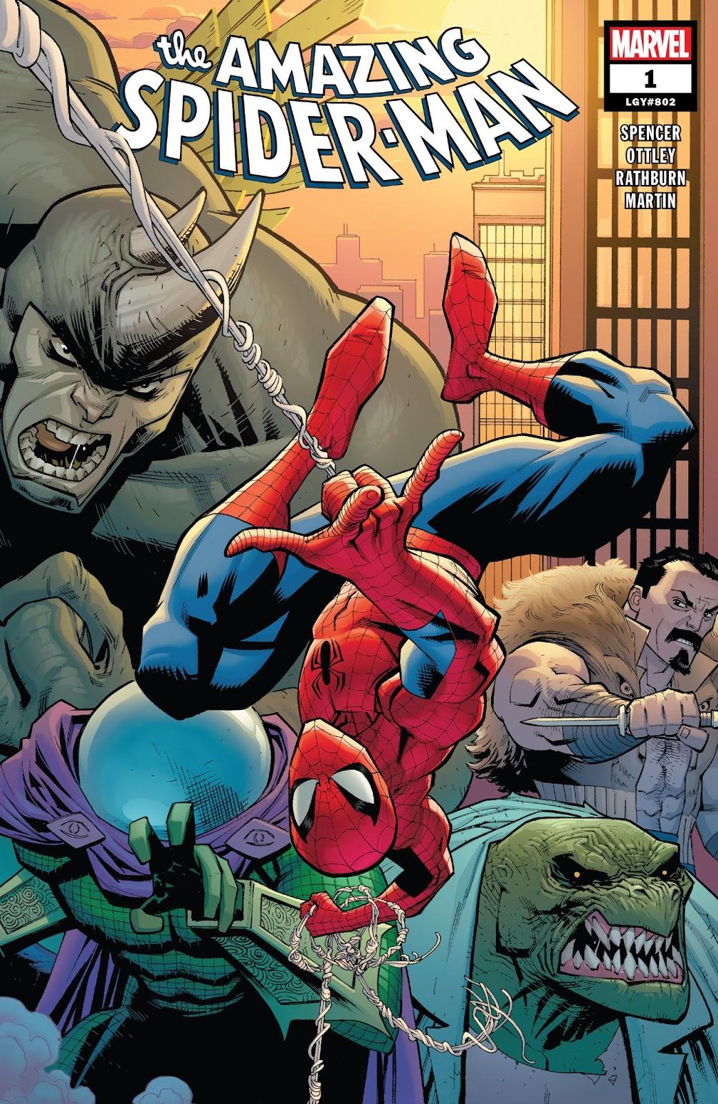 Amazing Spider-Man Volume 5