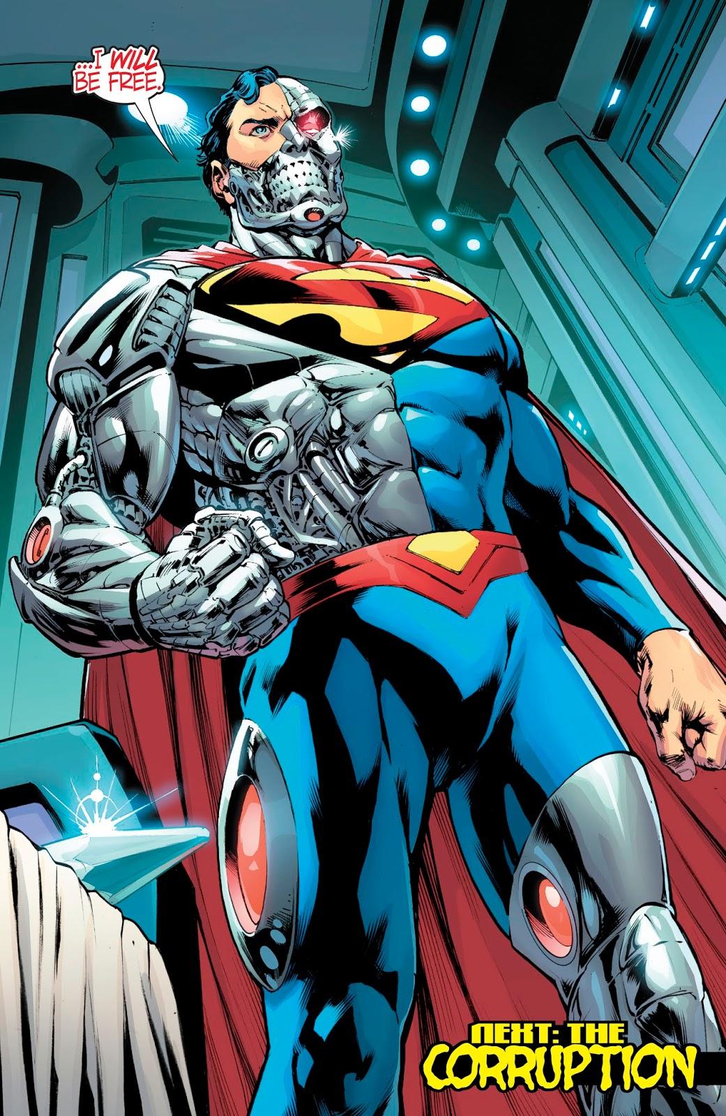 Cyborg-Superman (Green Lanterns Vol. 1 #53)