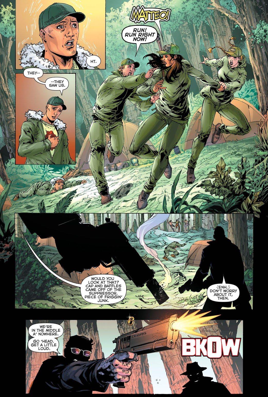 Green Lantern Jessica Cruz's Trauma