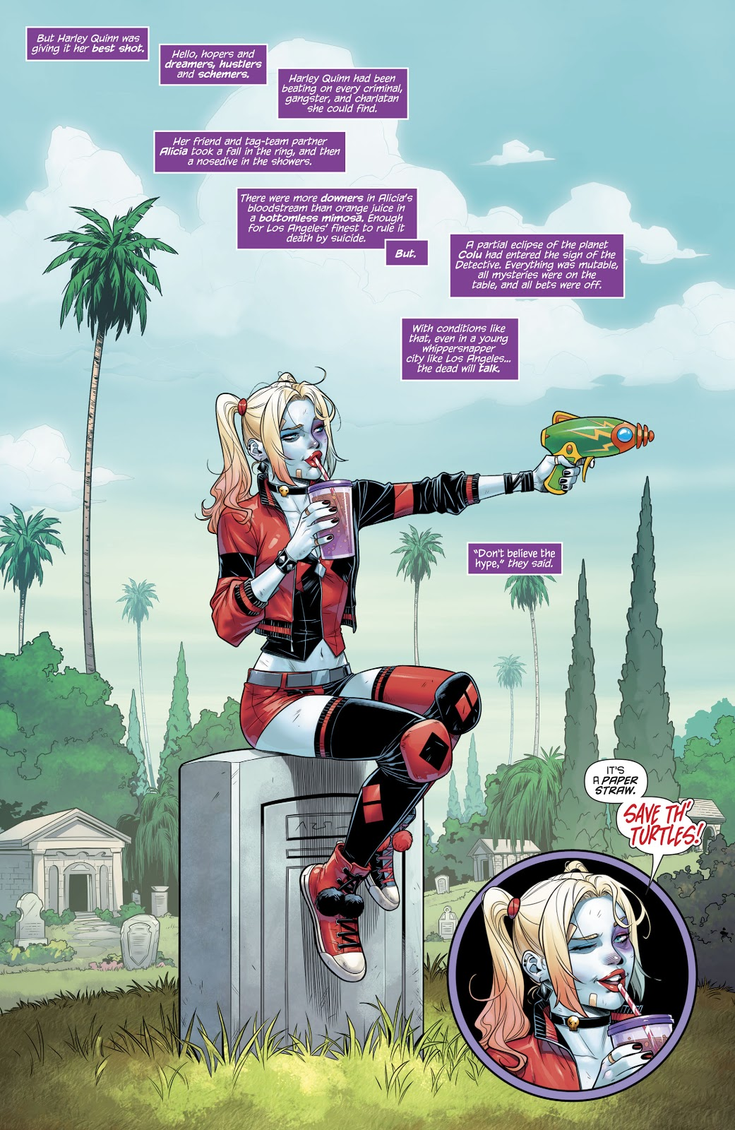 Harley Quinn Vol. 3 #71