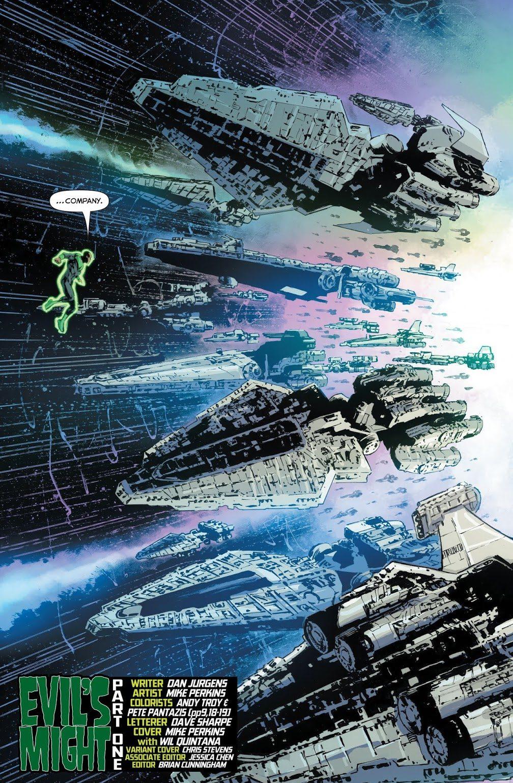 John Stewart (Green Lanterns Vol. 1 #50)