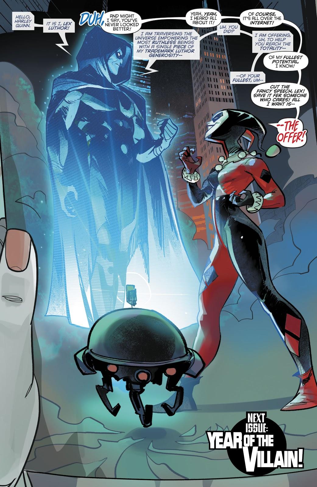 Lex Luthor (Harley Quinn Vol. 3 #63)