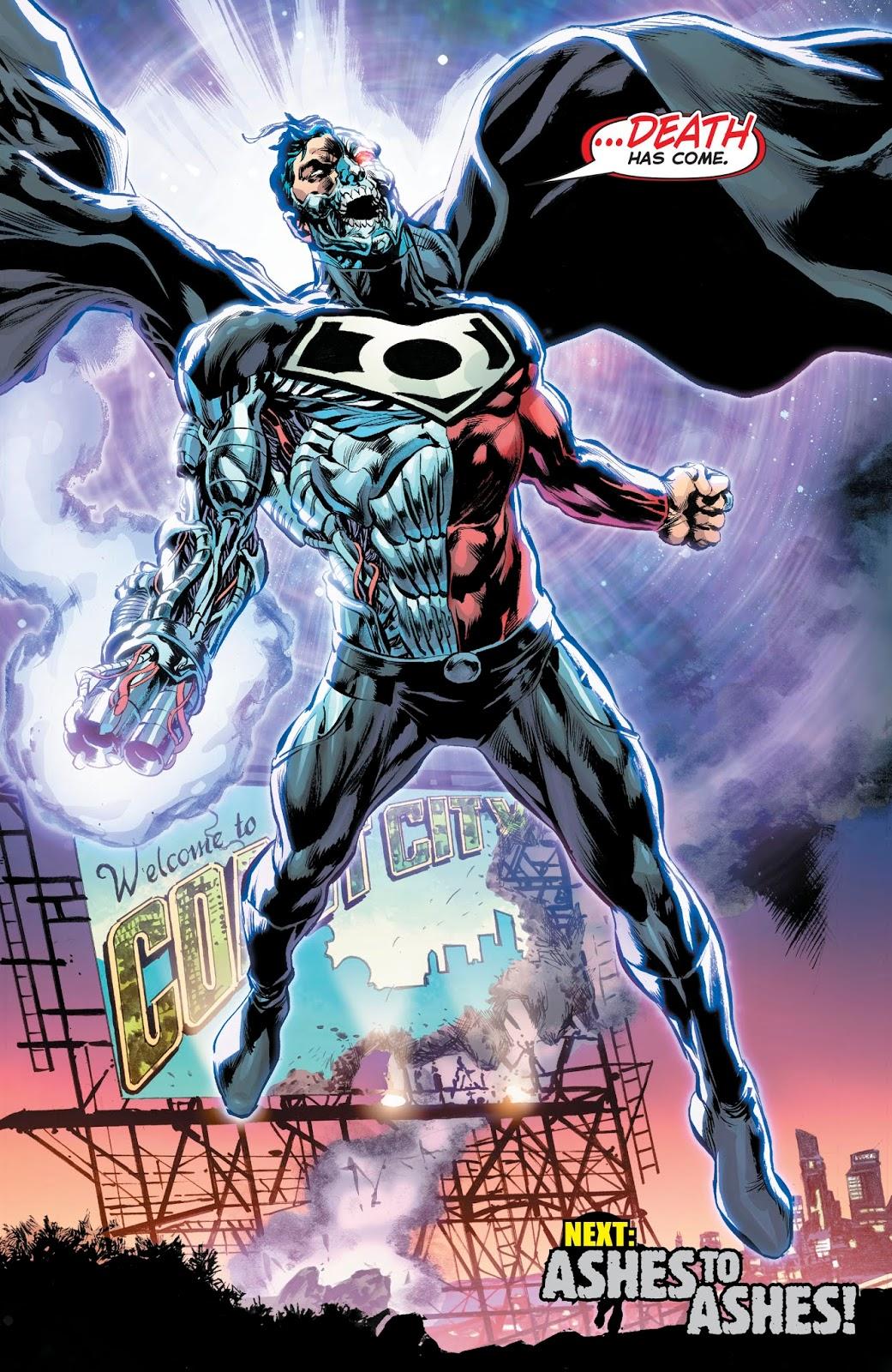 Phantom Lantern Cyborg-Superman (Green Lanterns Vol. 1 #56)
