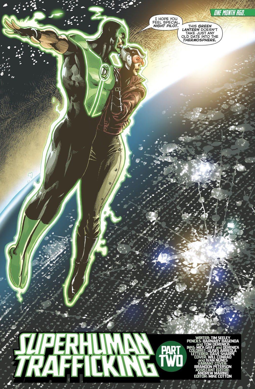 Simon Baz (Green Lanterns #41)