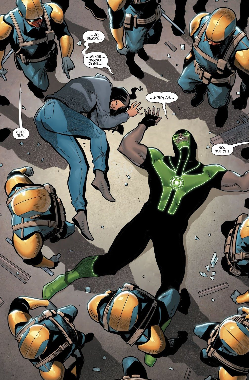 Simon Baz (Green Lanterns #49)