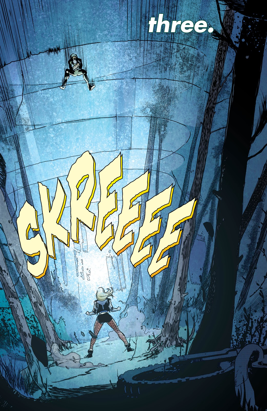 Black Canary (Green Arrow Vol. 6 #50)