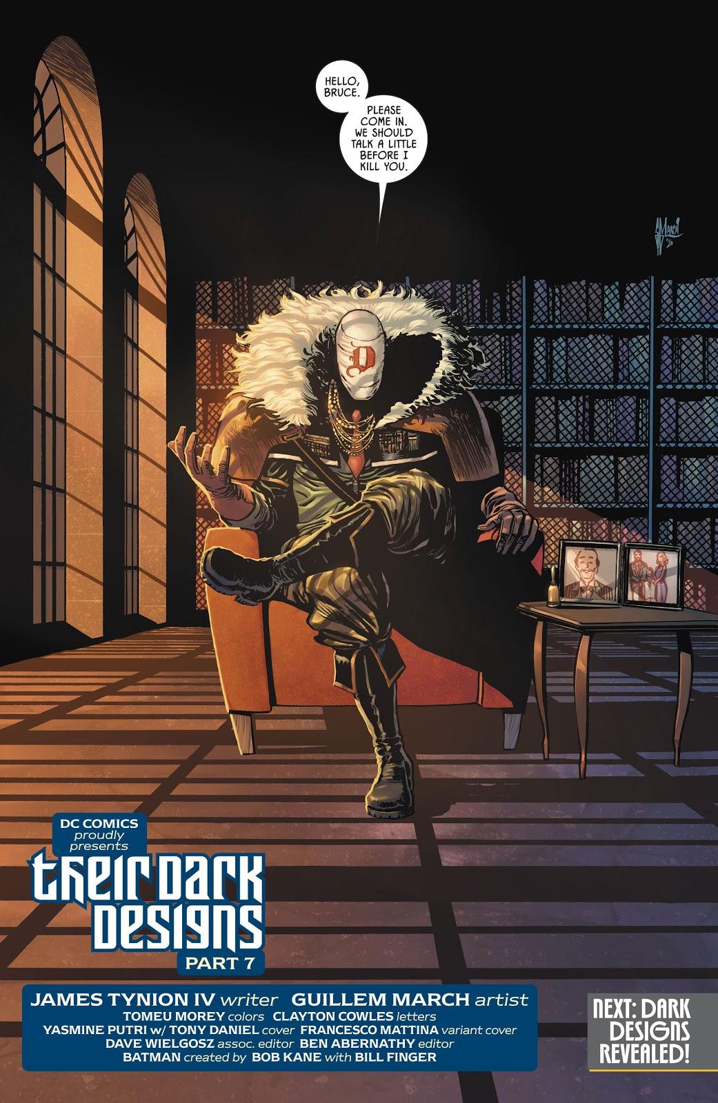The Designer (Batman Vol. 3 #92)