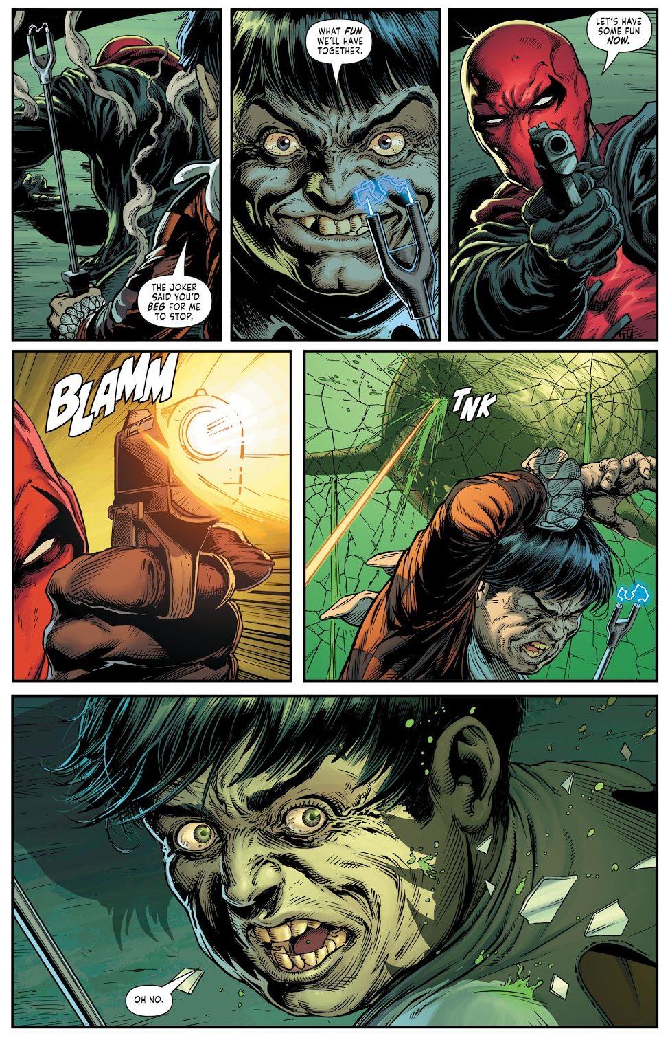 Red Hood Kills Gaggy