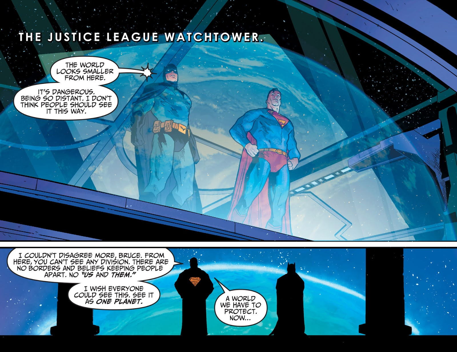 Superman's Legacy (Injustice Gods Among Us)