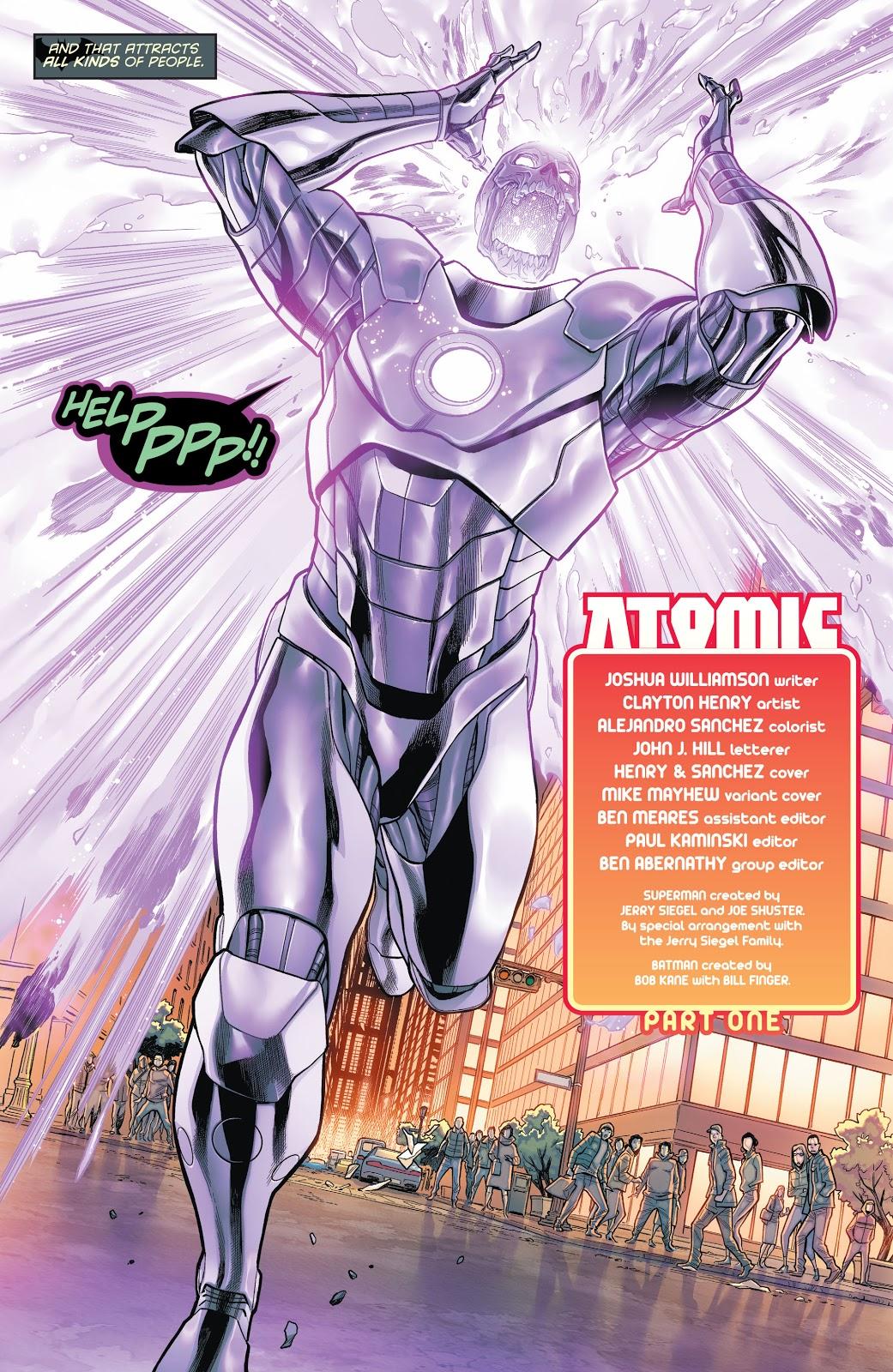 Atomic Skull (Batman Superman Vol. 2 #9)