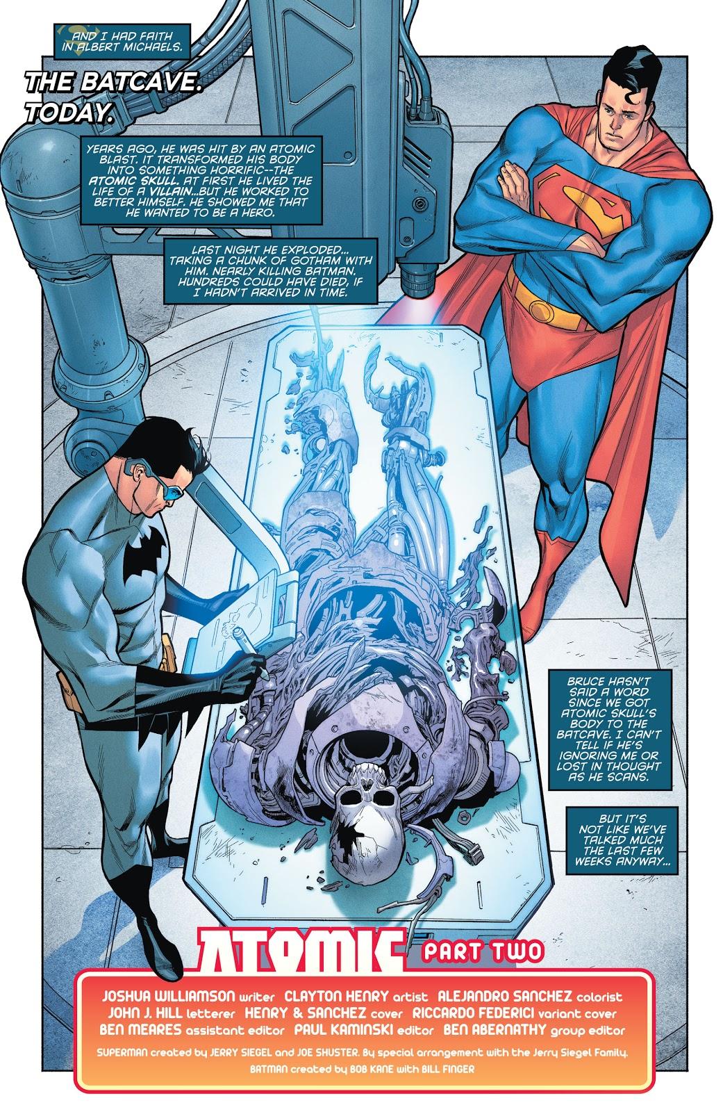 Batman/Superman Vol. 2 #10
