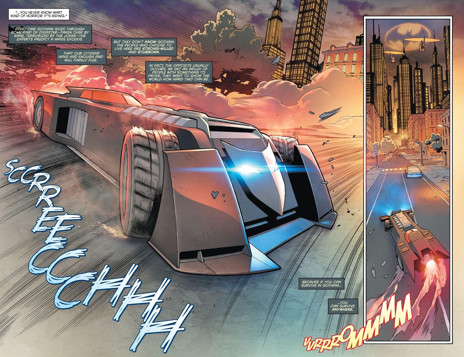 Batmobile (Batman/Superman Vol. 2 #9)