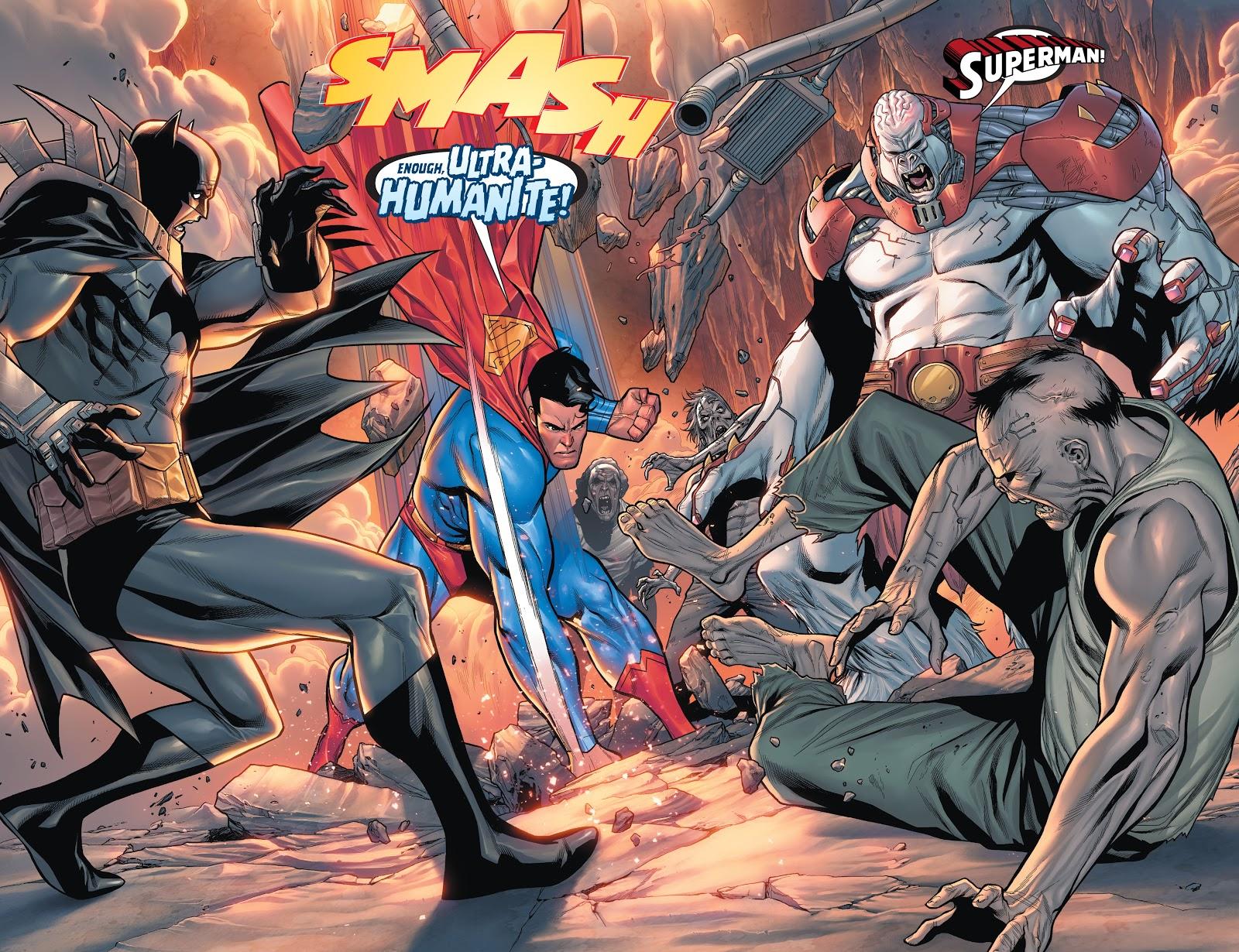 Superman (Batman/Superman Vol. 2 #11)