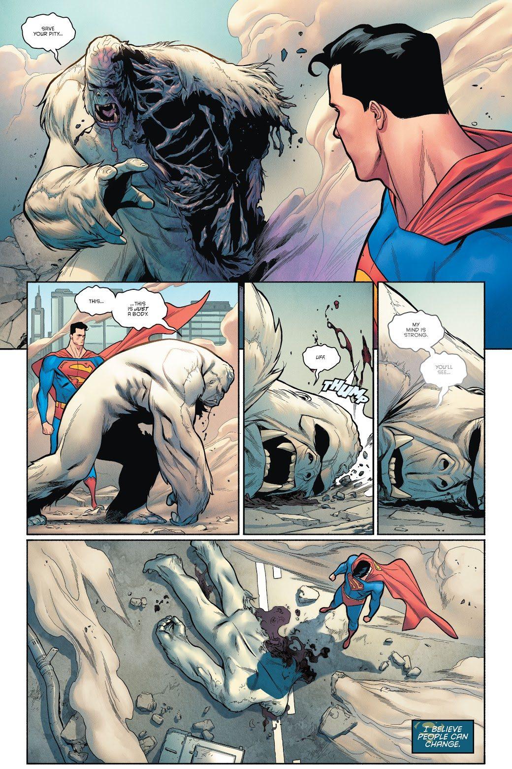 Superman VS Ultra-Humanite