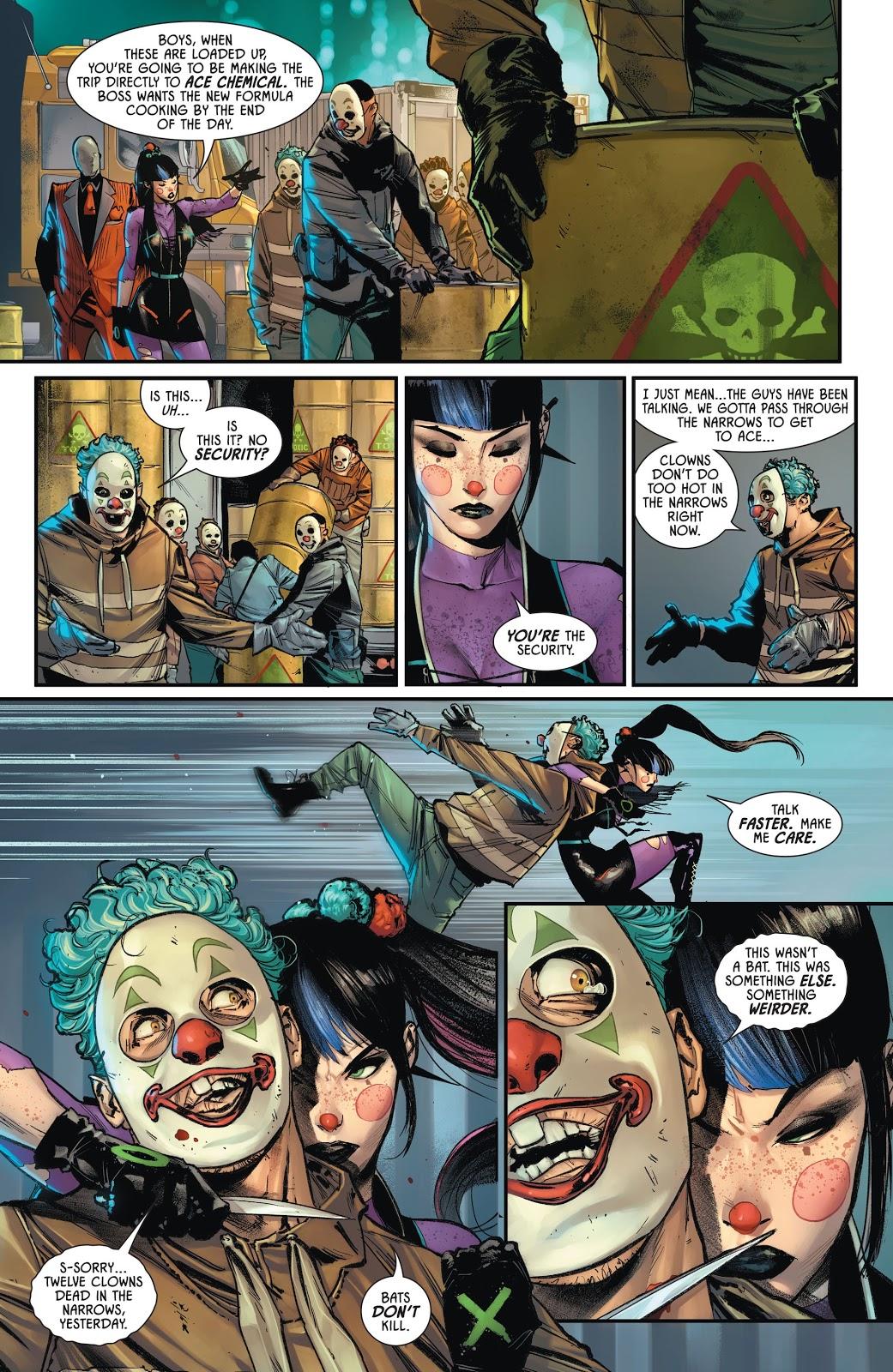 Clownhunter (The Joker War)