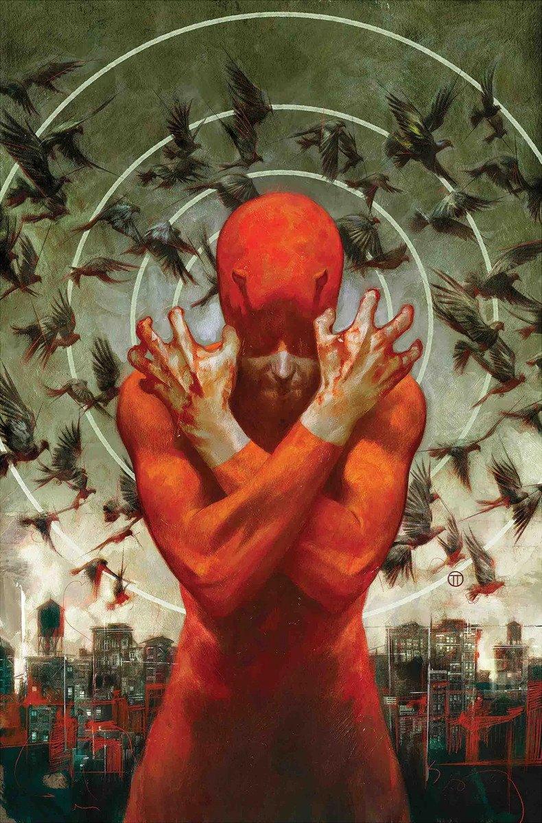 Daredevil Vol 6 Textless