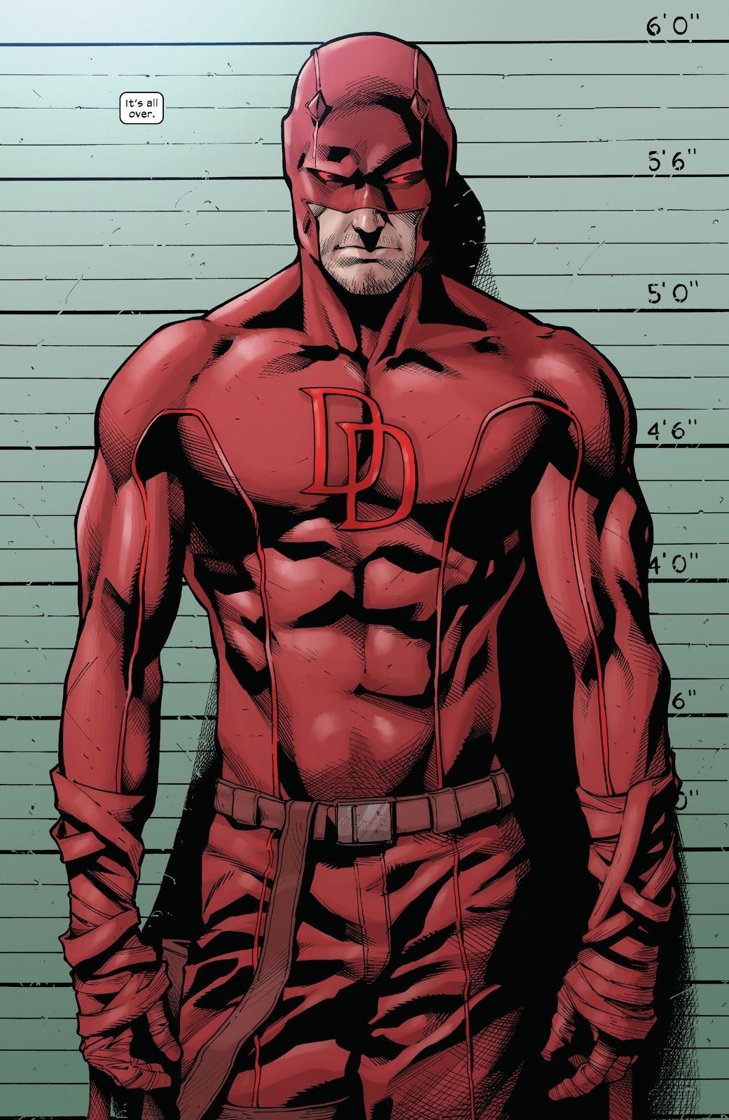 Daredevil Vol. 6 #22