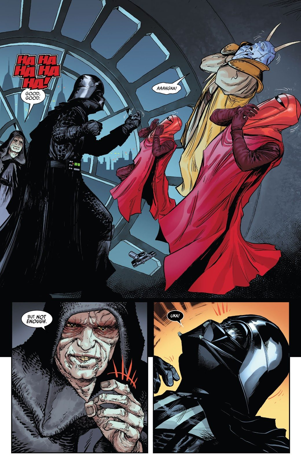 Darth Vader Force Chokes Mas Amedda
