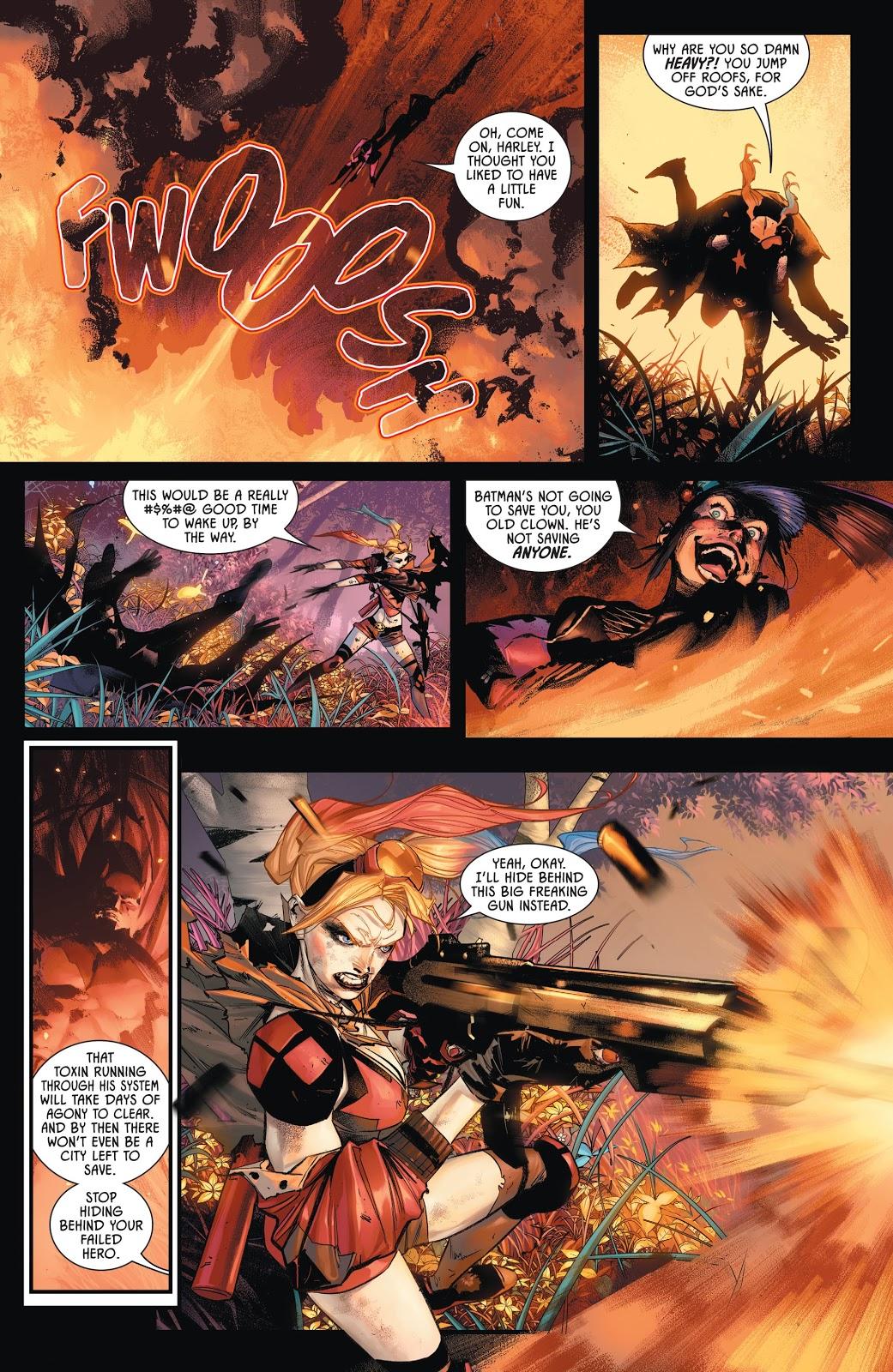 Harley Quinn VS Punchline (The Joker War)