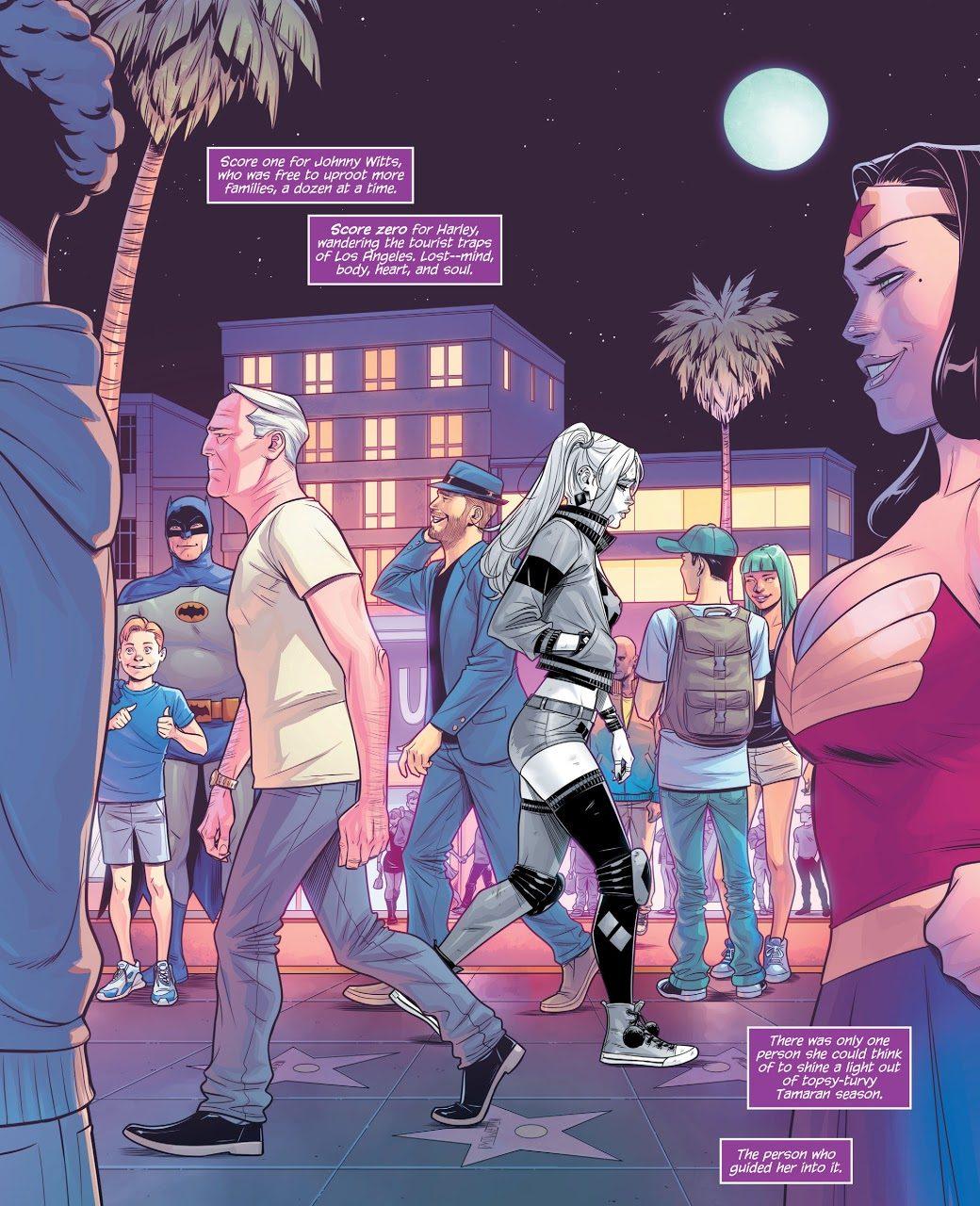 Harley Quinn Vol. 3 #73 2