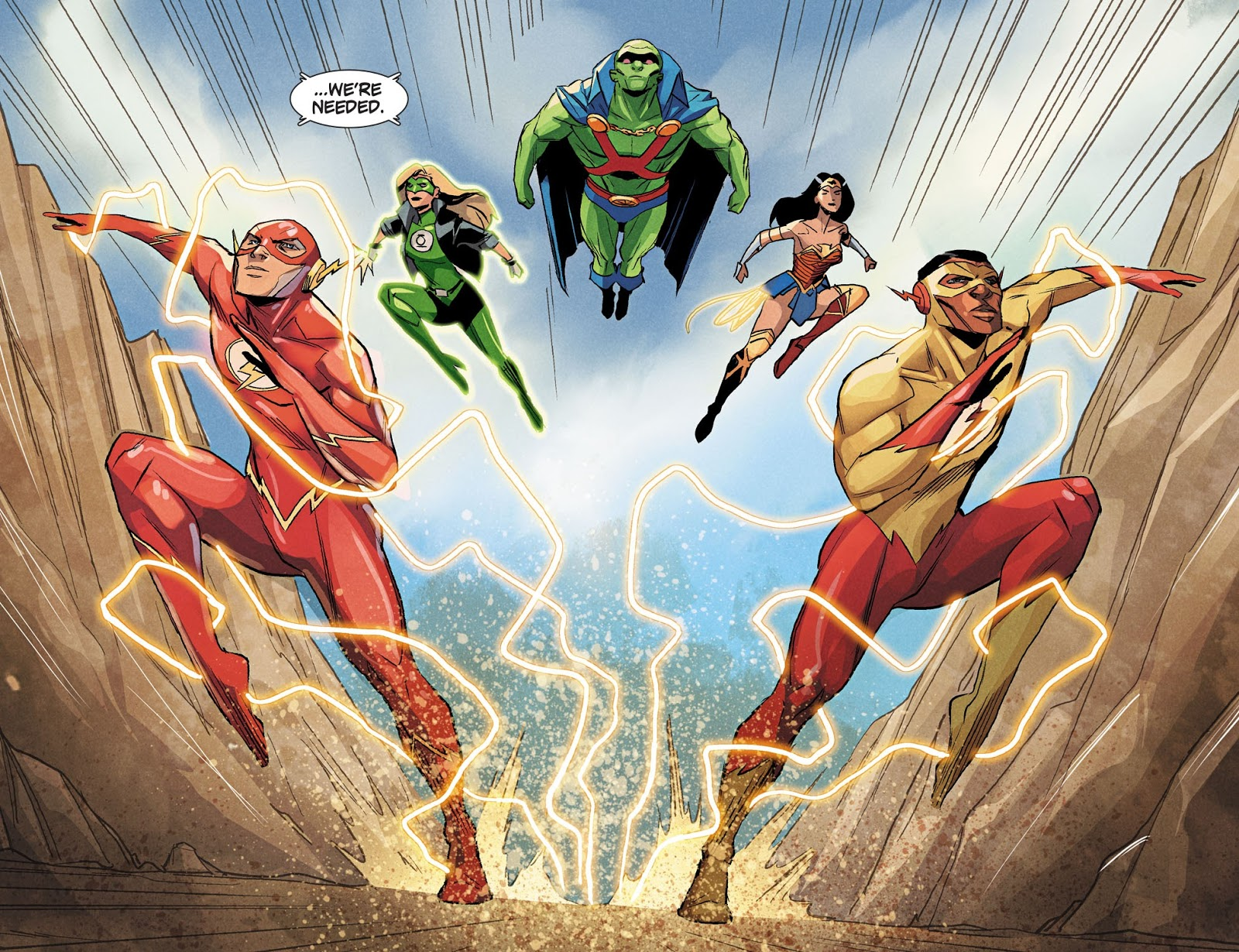 Justice League (DCeased: Hope At World's End #12)
