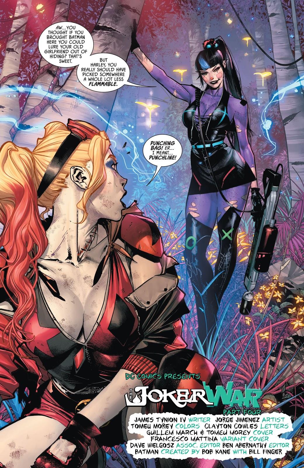 Punchline (Batman Vol. 3 #98)