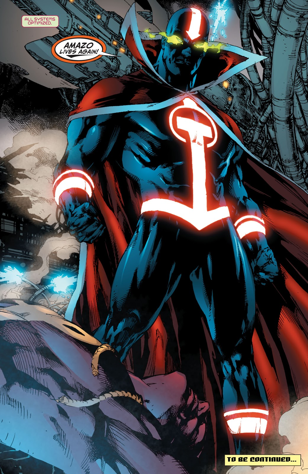 From - Justice League of America Vol. 2 #22
