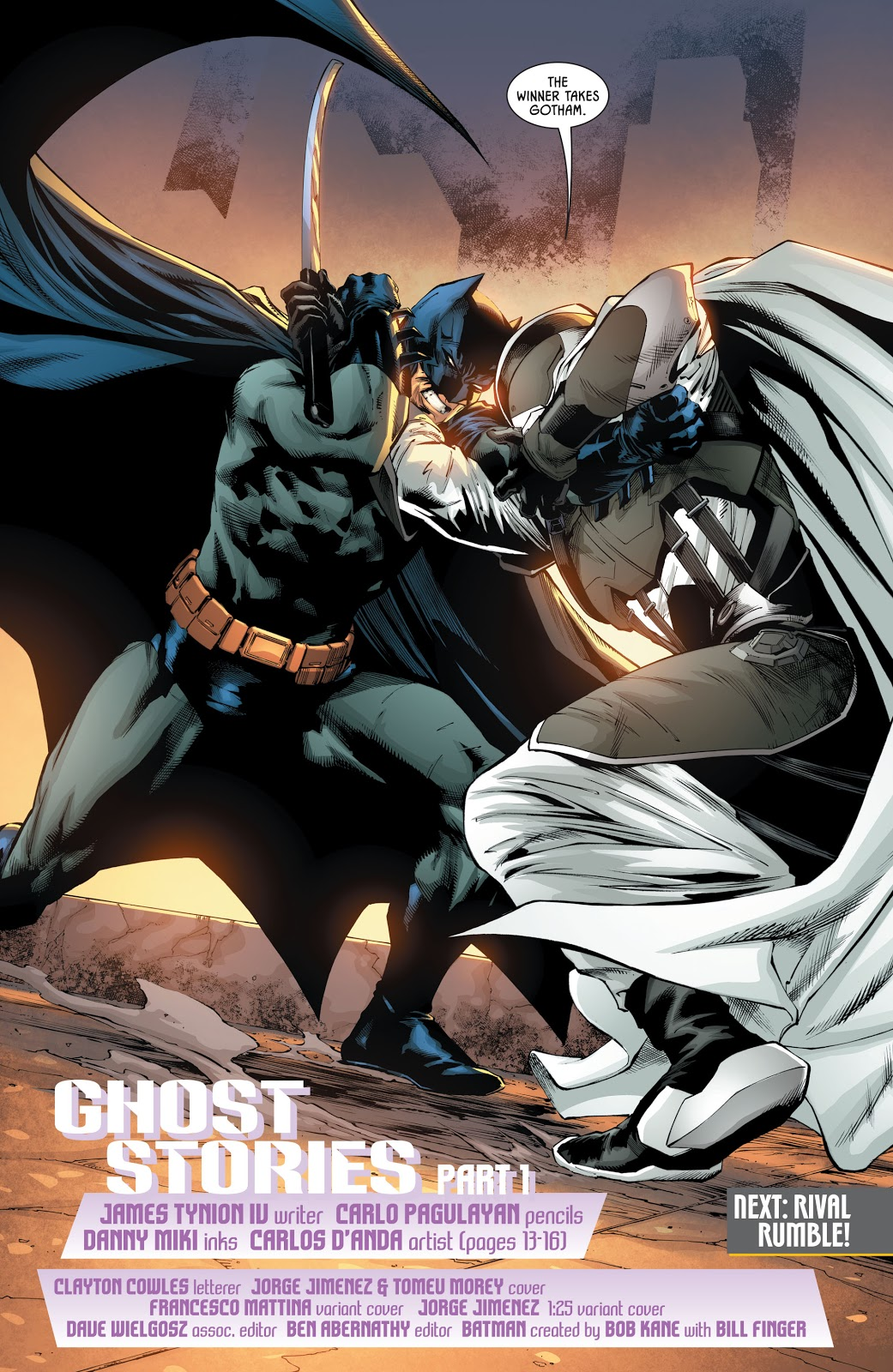 Batman And Ghost-Maker