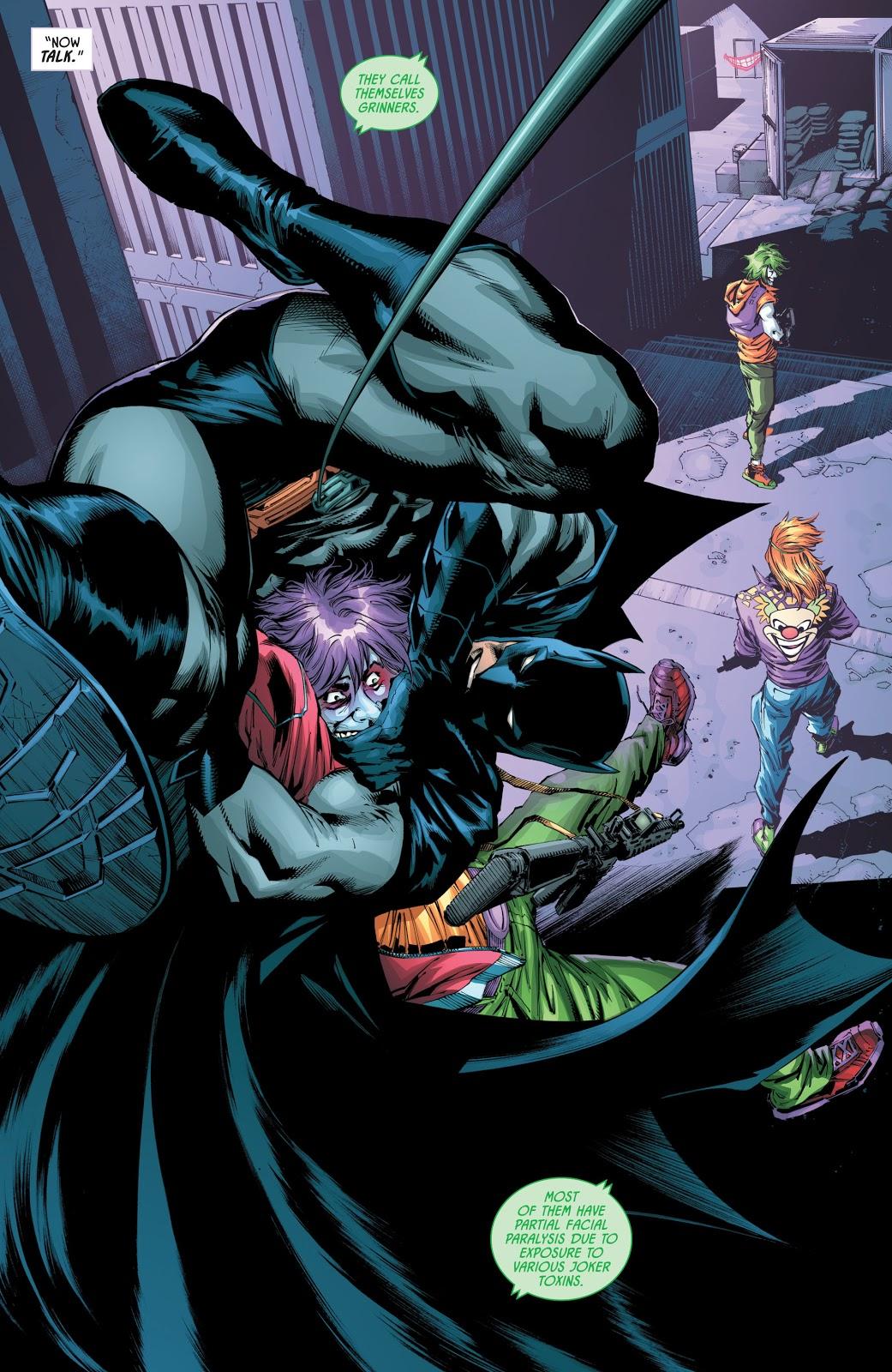 Batman Vol. 3 #102