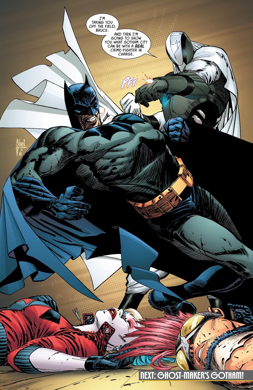 Ghost-Maker (Batman Vol. 3 #103)