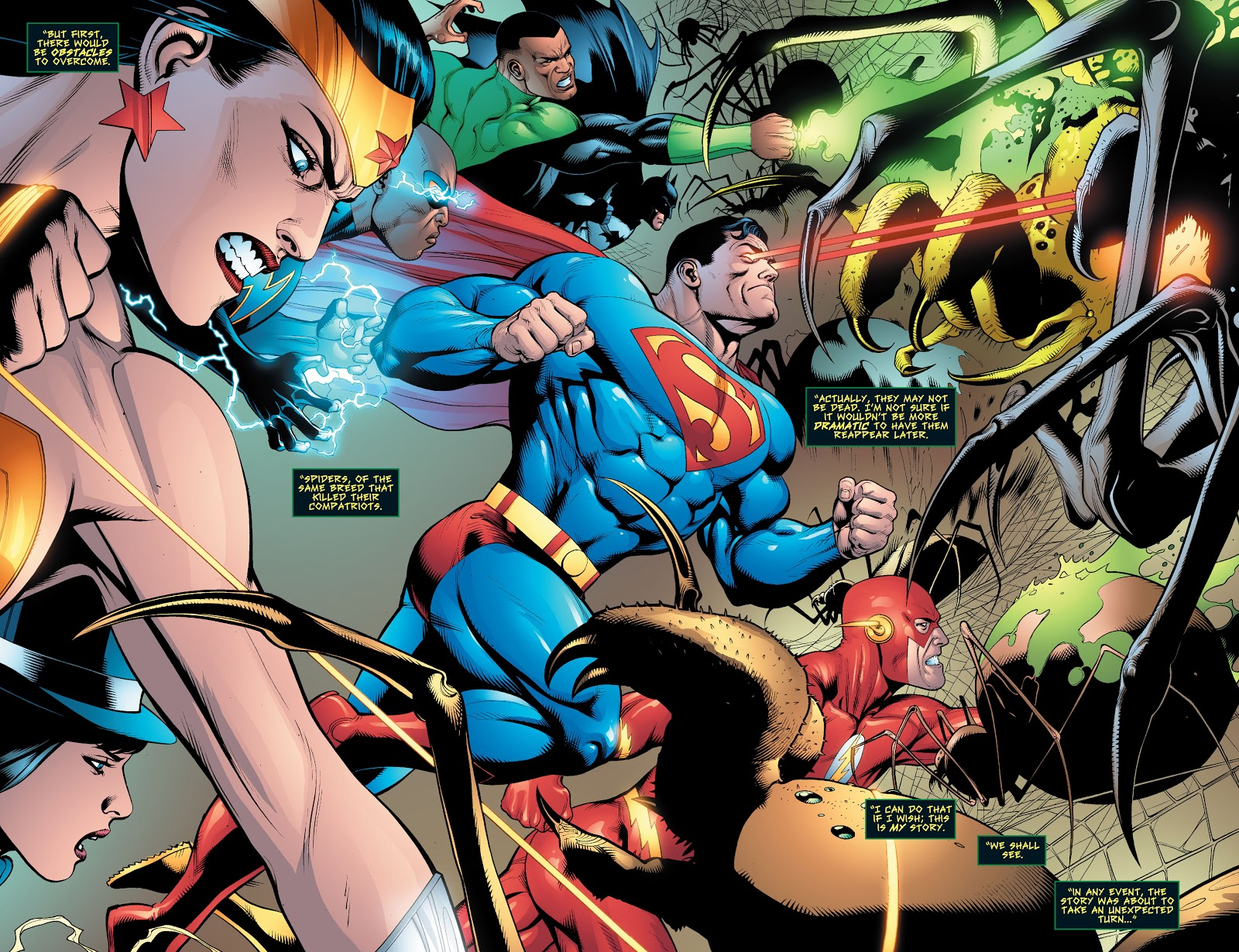 From - Justice League of America Vol. 2 #25