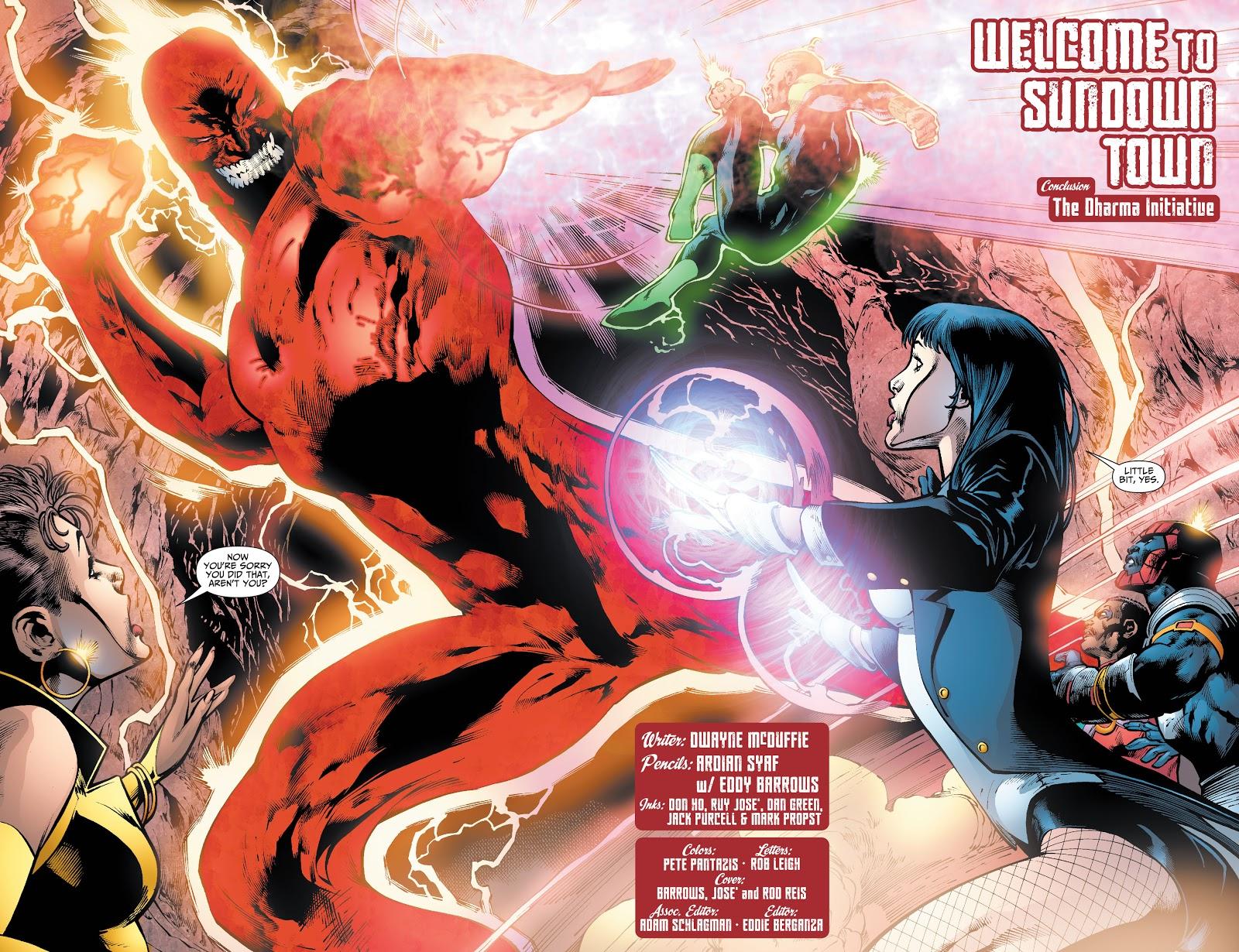 Justice League of America Vol. 2 #34