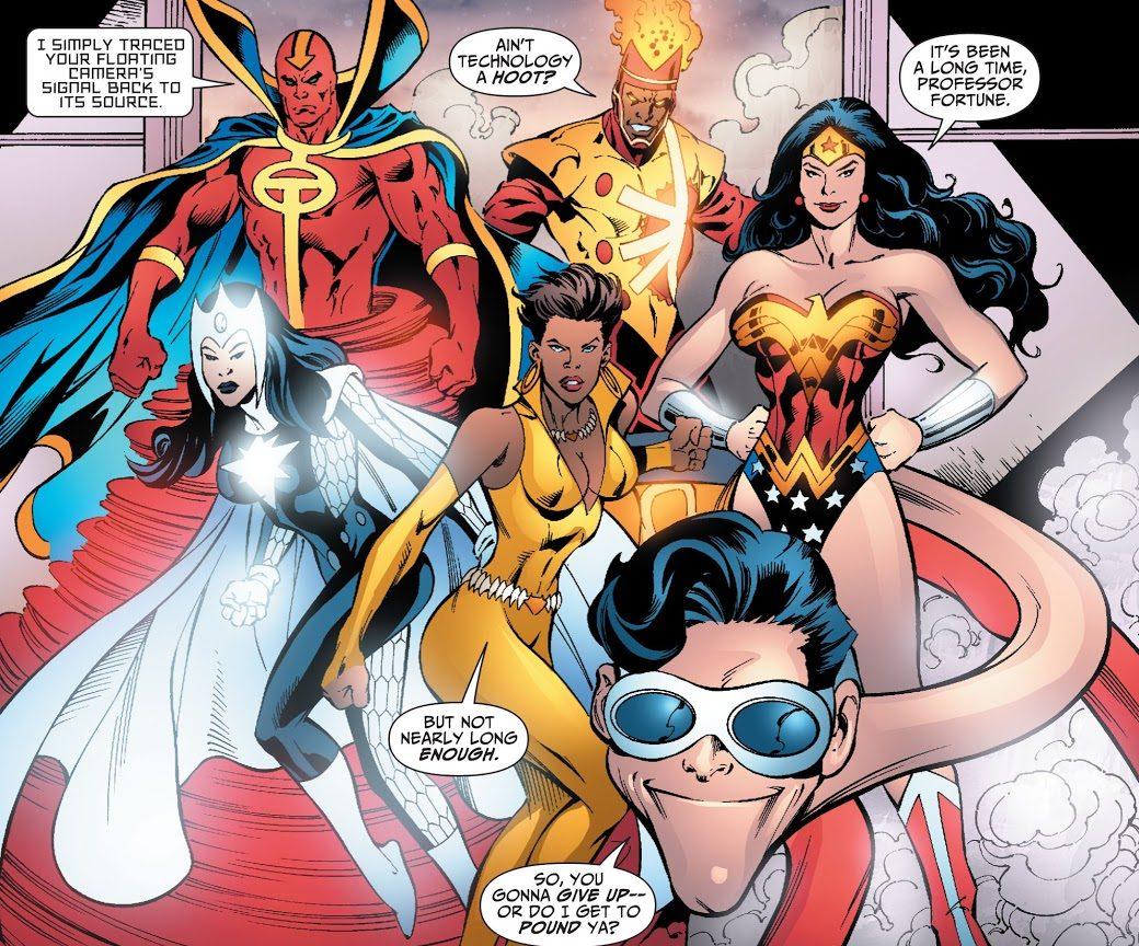 Justice League of America Vol. 2 #37