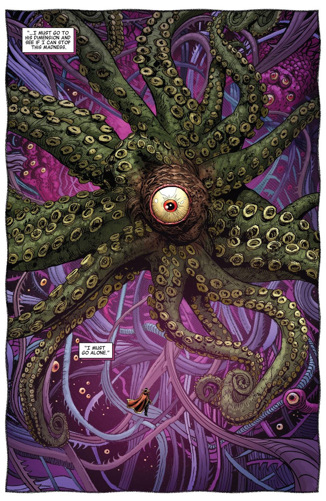 Shuma-Gorath (Savage Avengers #13)