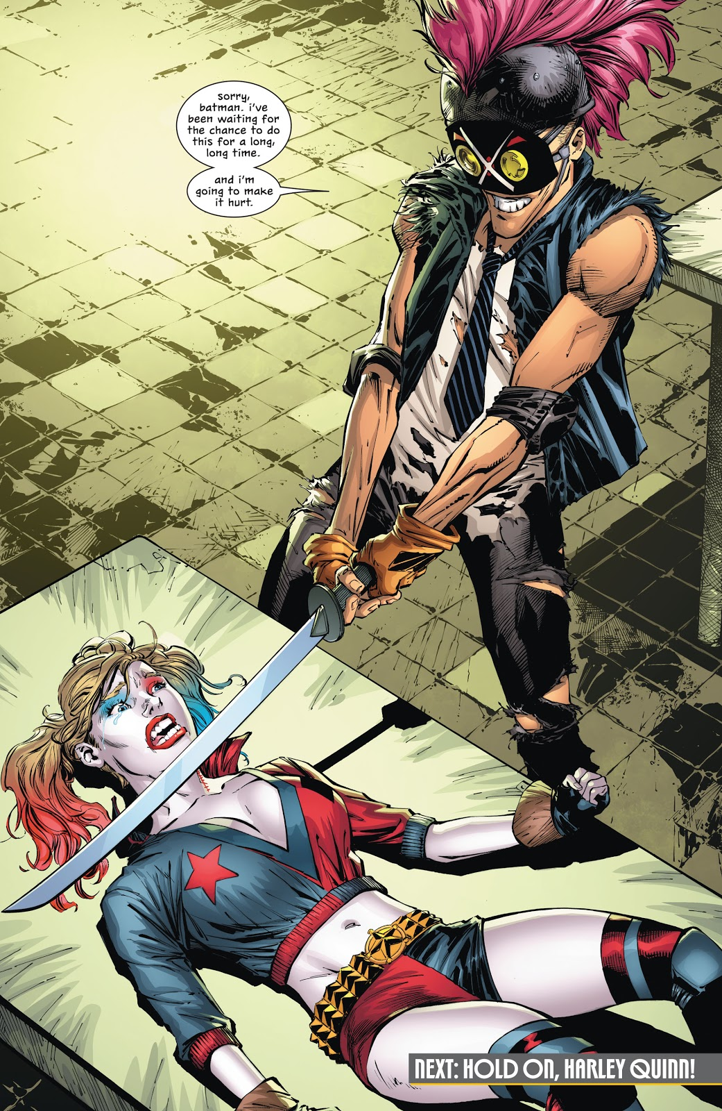 Clownhunter (Batman Vol. 3 #104)