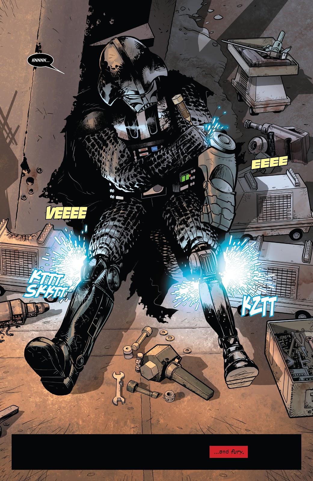 Star Wars Darth Vader Vol. 1 #7