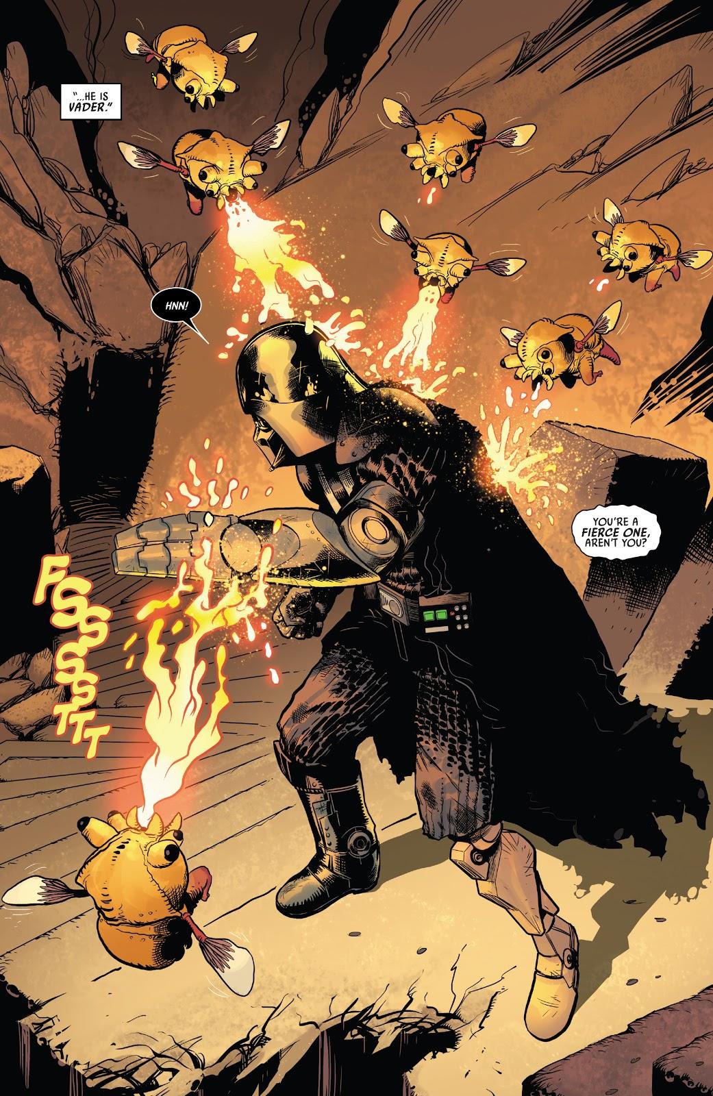 Star Wars Darth Vader Vol. 1 #8