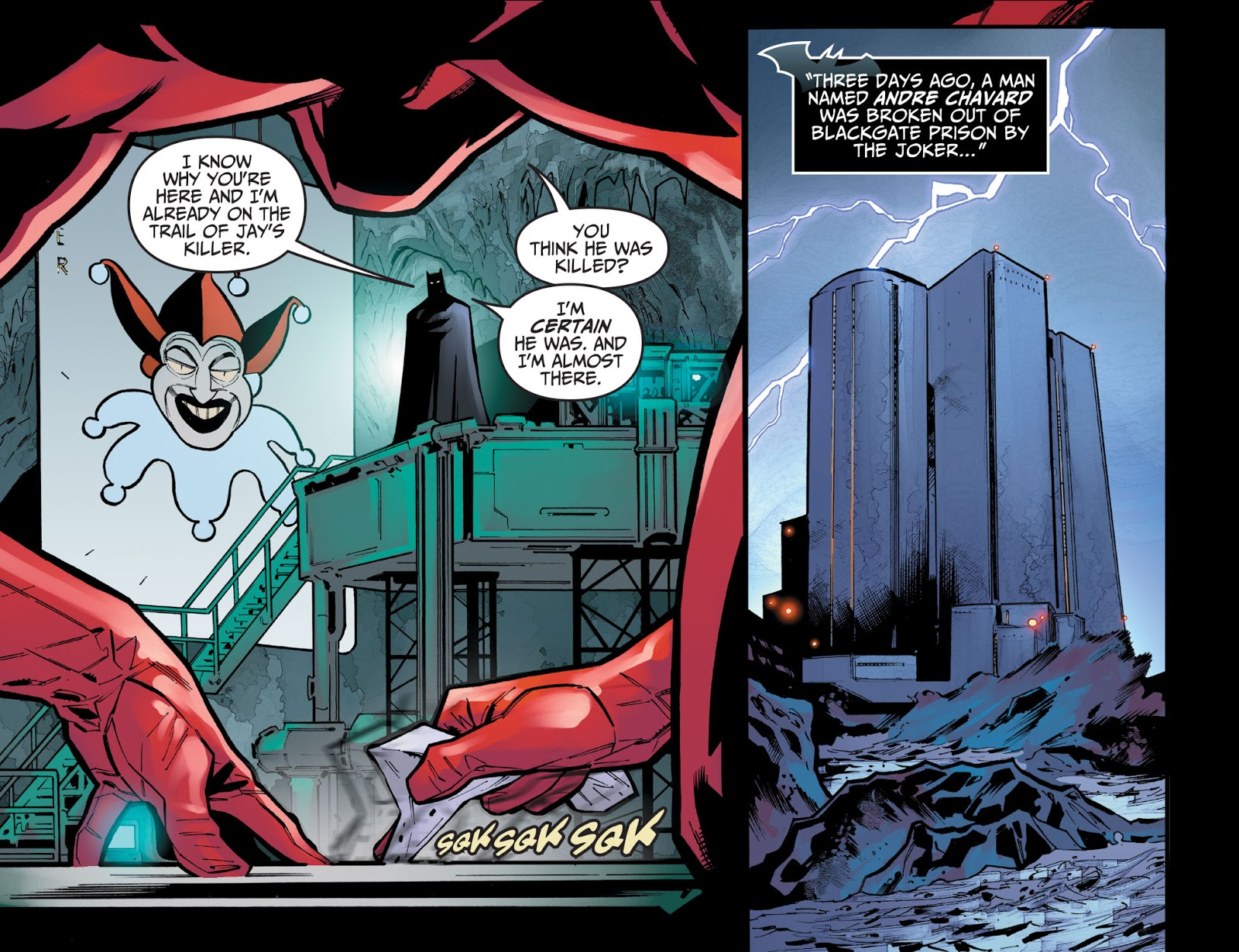 Alfred Pennyworth Makes The Flash Clean The Batcave