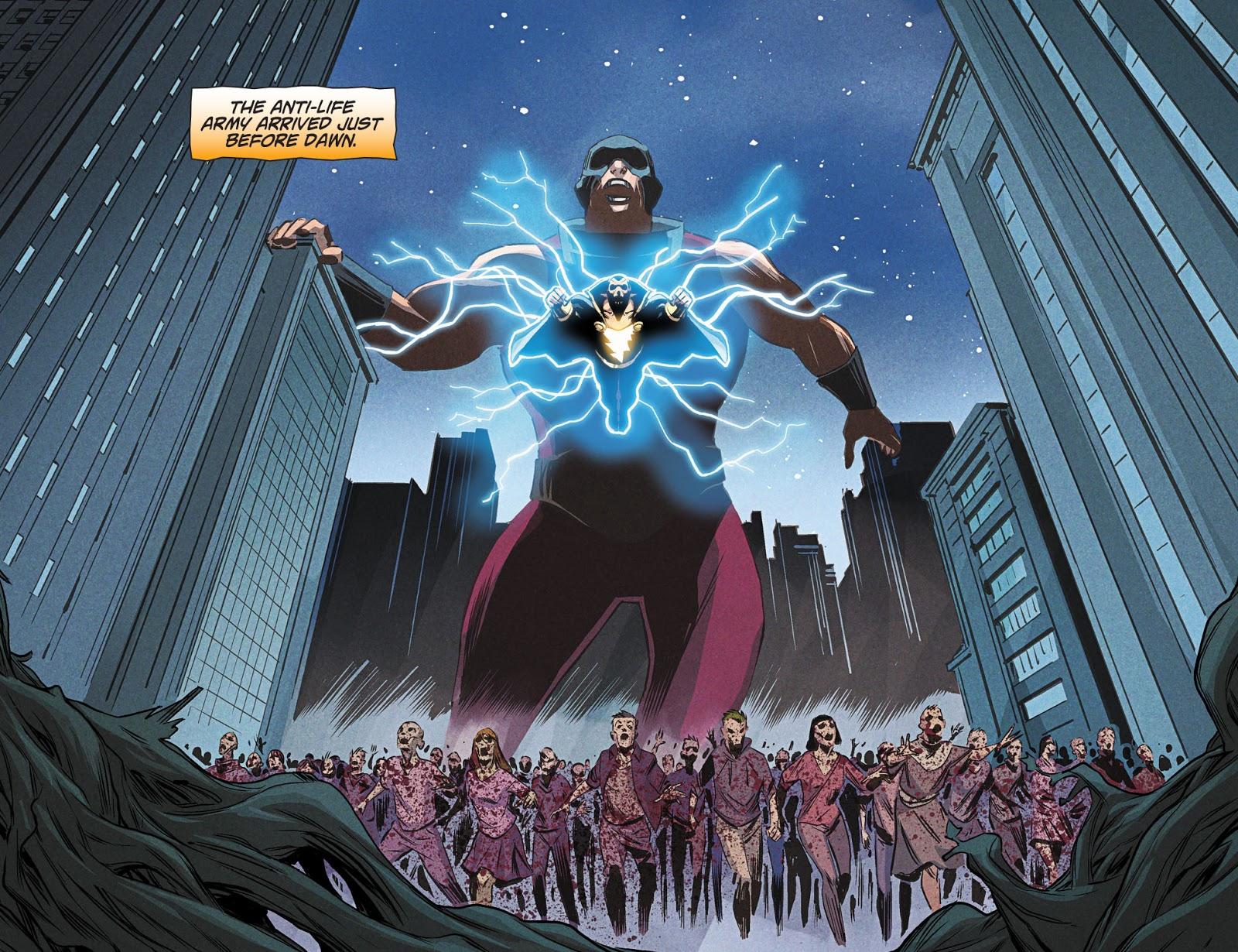 Black Adam (DCeased: Hope At World's End #14)