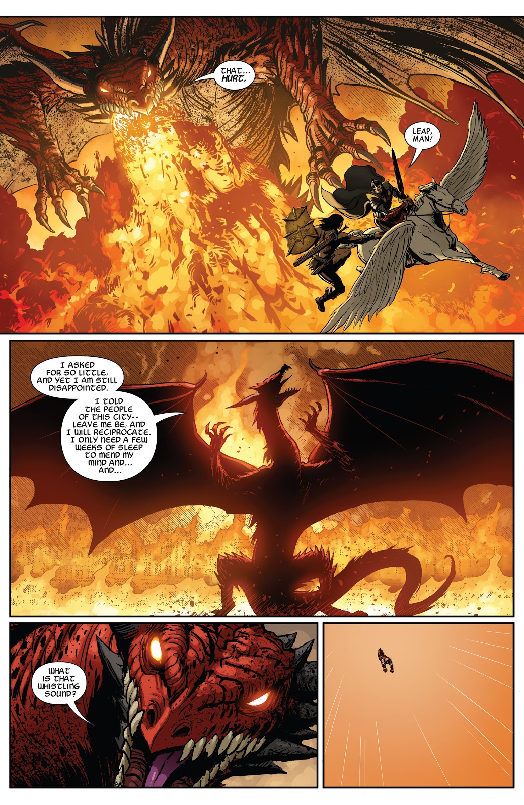 Juggernaut And Magik Team Up