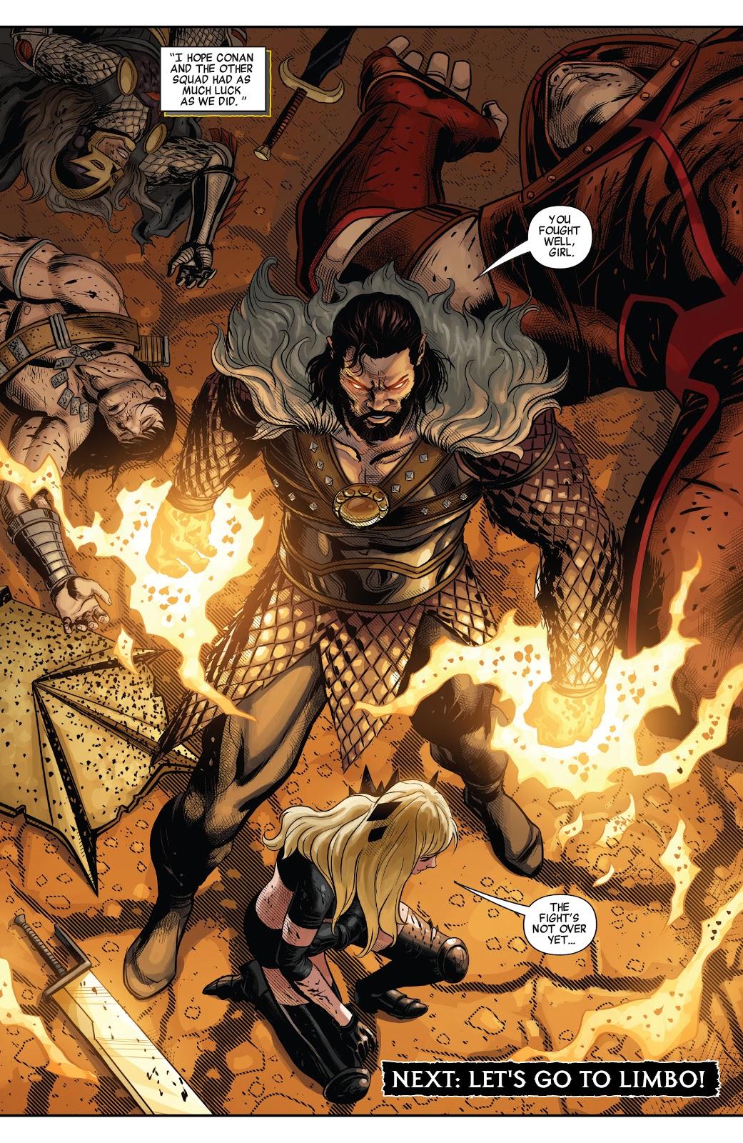Sadurang (Savage Avengers #15)