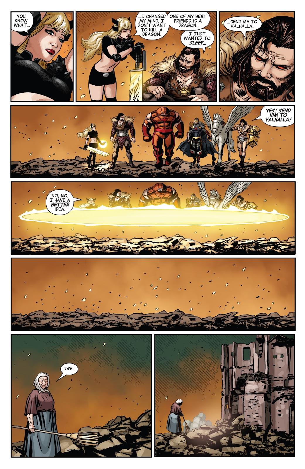 Savage Avengers VS Sadurang