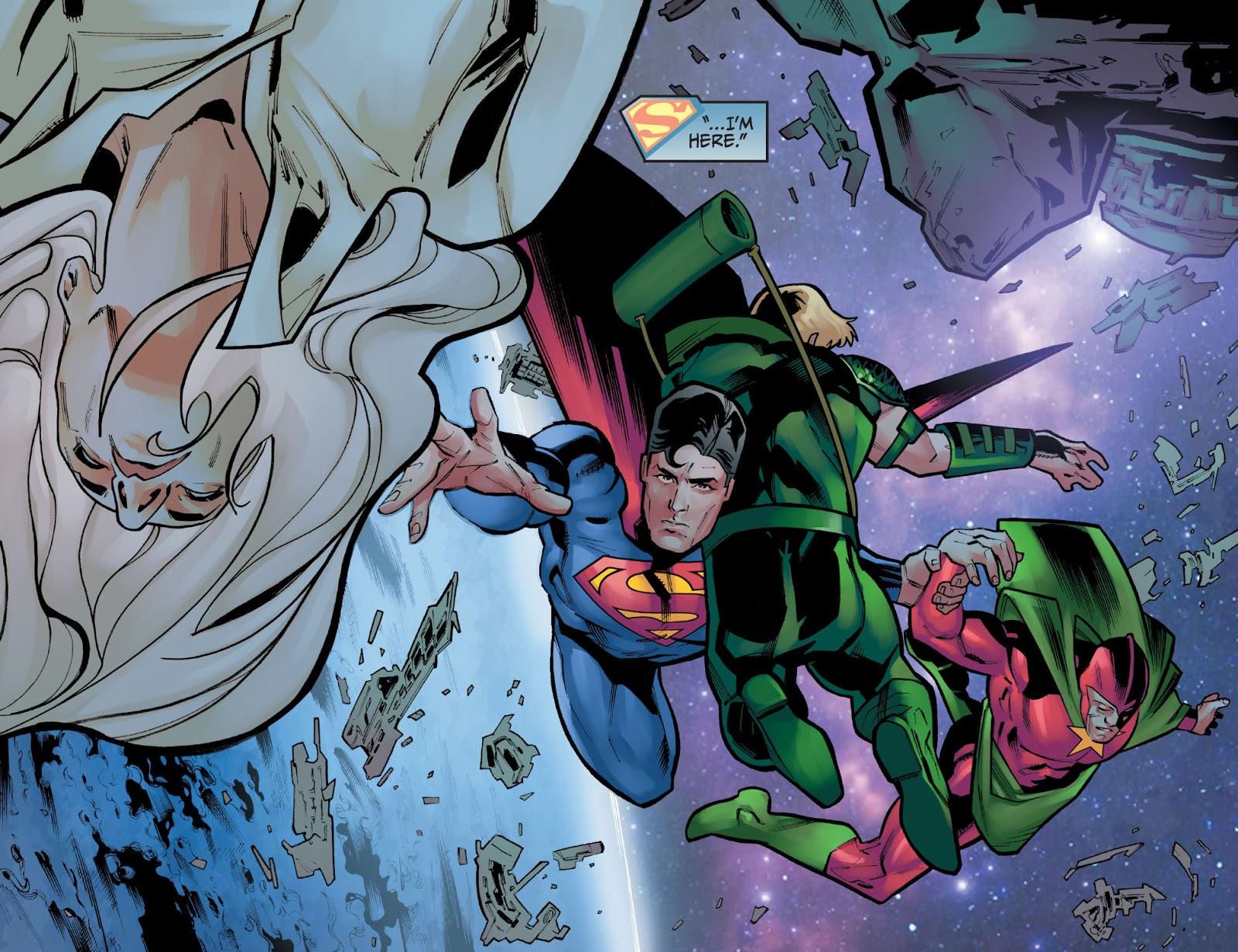 Superman ( Injustice Gods Among Us Year 0 #12)