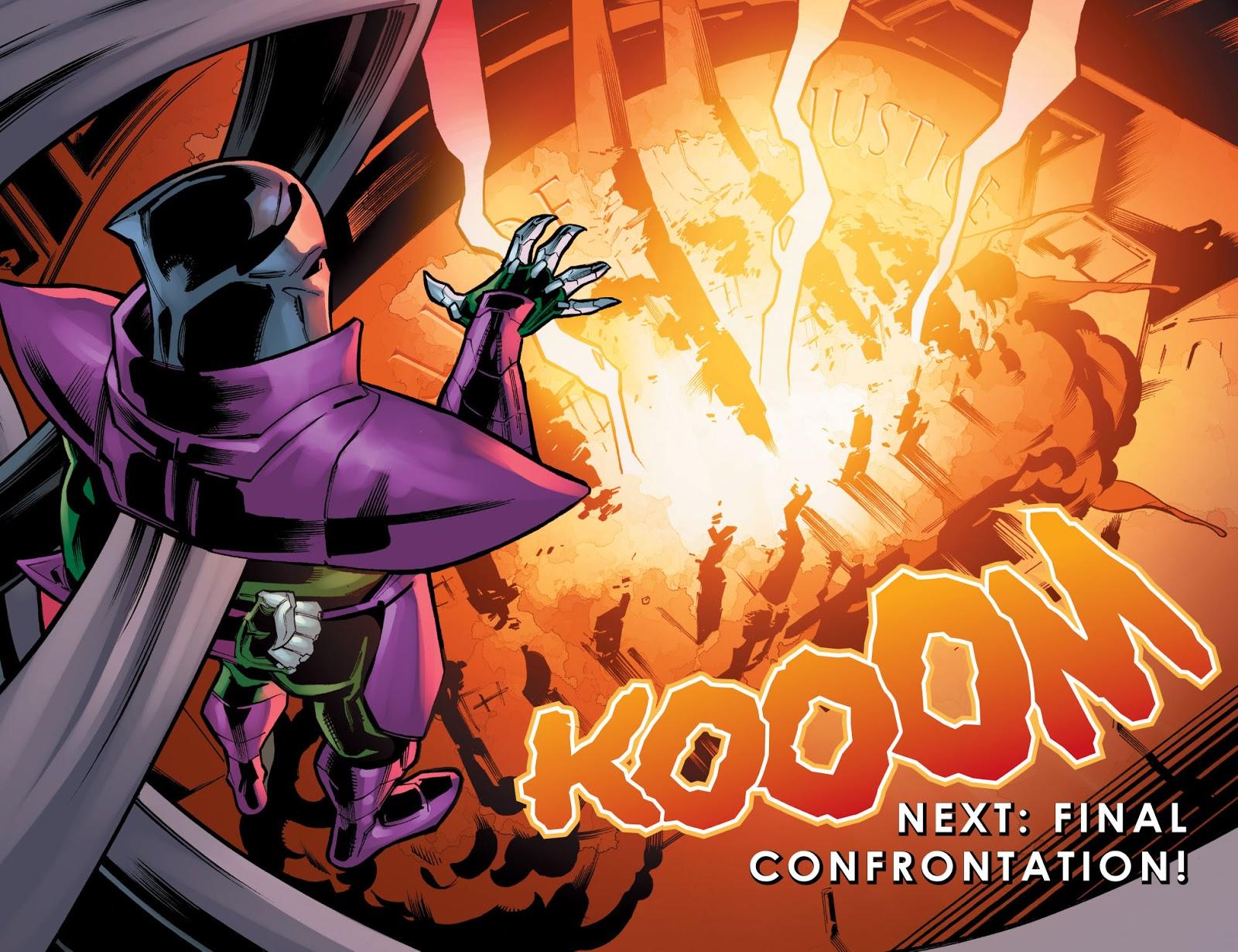 The Joker Gains Super Powers (Injustice Gods Among Us)