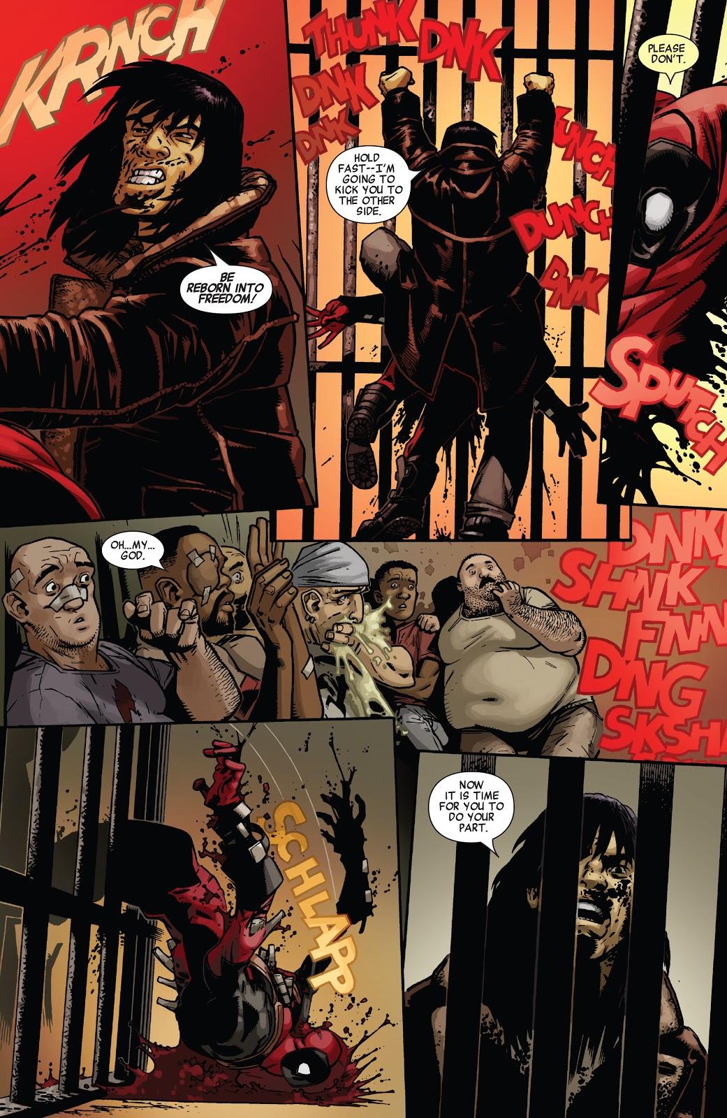 Conan The Barbarian Meets Deadpool