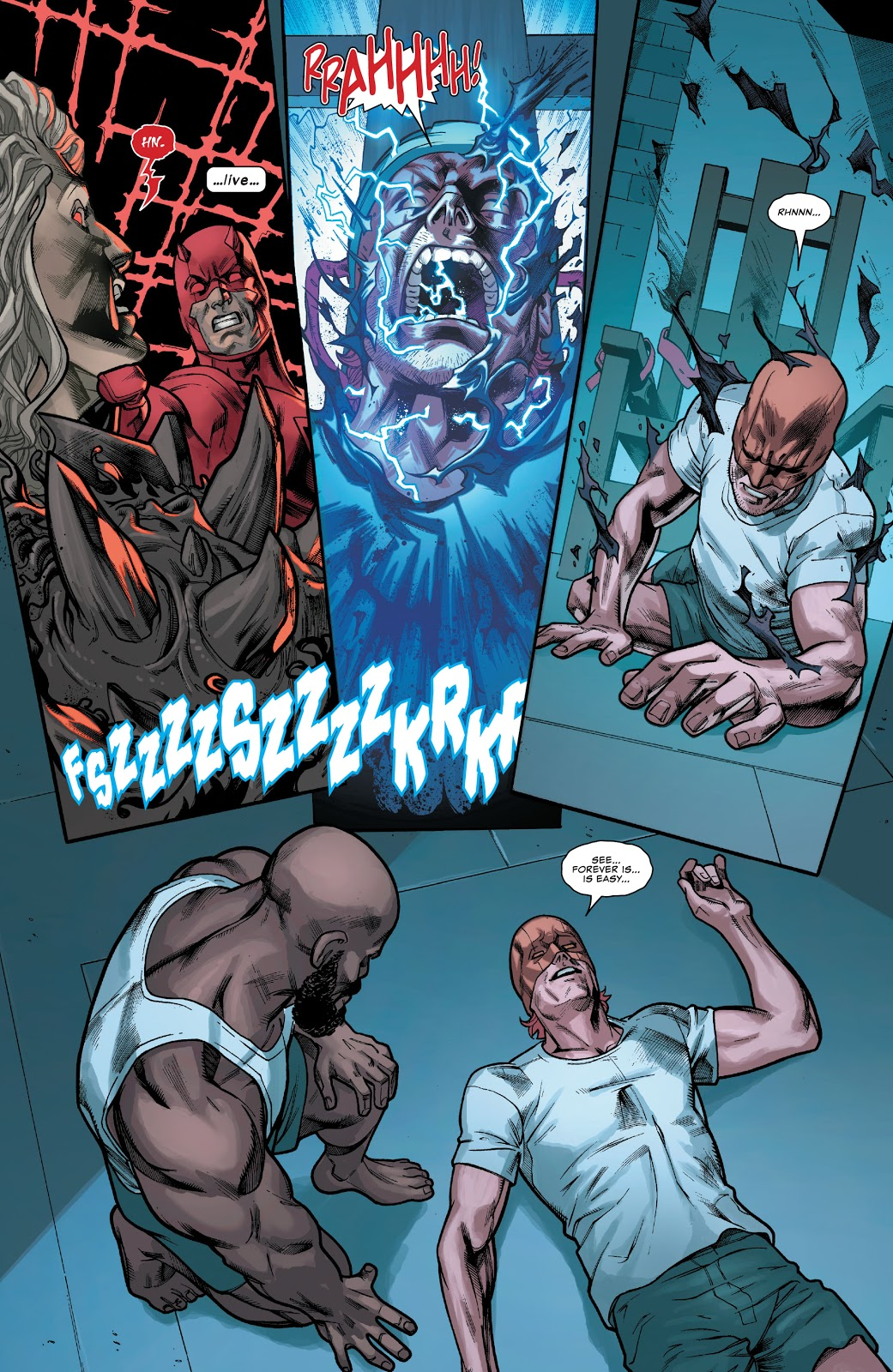 Daredevil Beats Knull's Mind Control