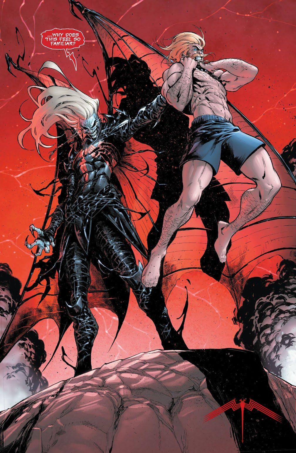 Knull (Venom Vol. 4 #33)