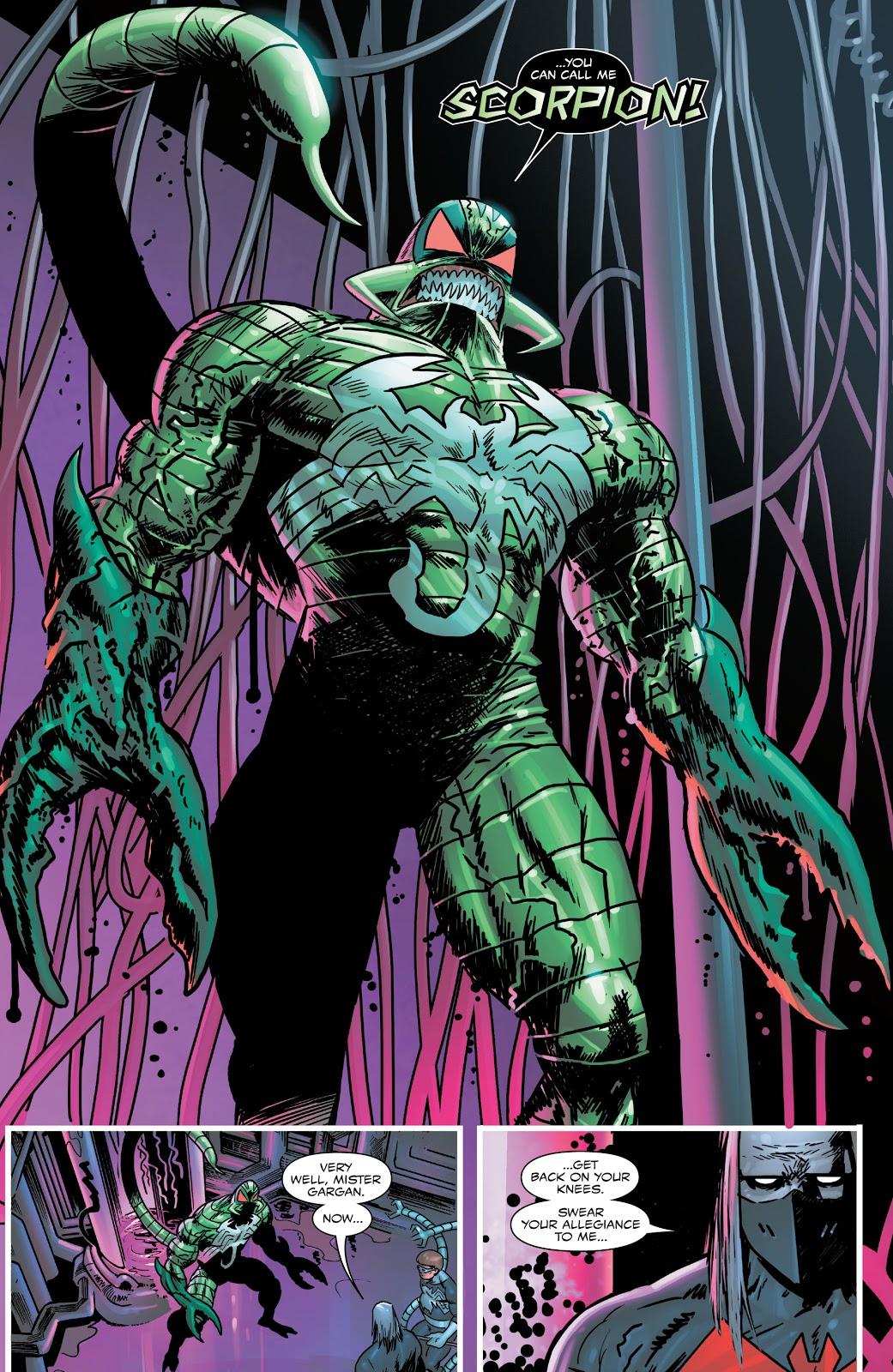 Scorpion Symbiote (Venom Vol. 4 #28) 1